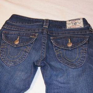 True Religion Jeans (25 x 29)